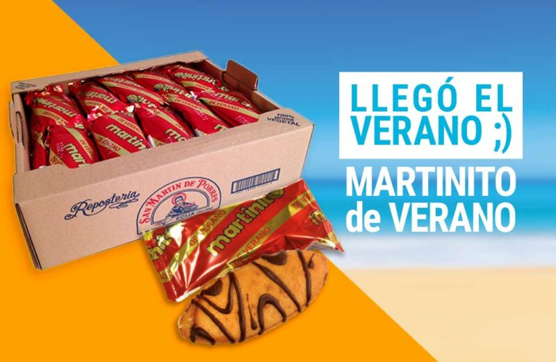 MARTINITOS de VERANO