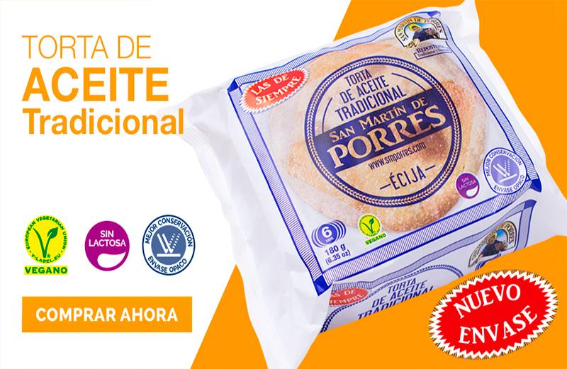 TORTA DE ACEITE TRADICIONAL